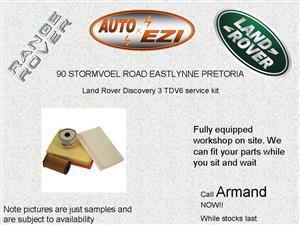 Range Rover Sport Service kit