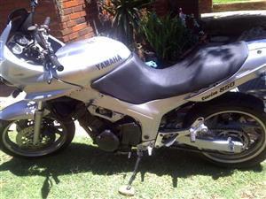 1992 Yamaha TDM