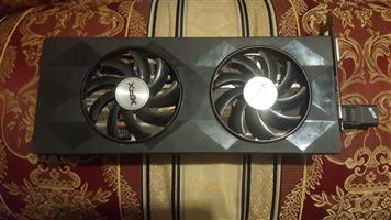 XFX Double Dissipation Black Edition R9 390
