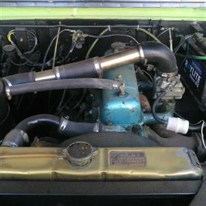Austin Gipsy. 1958 model.