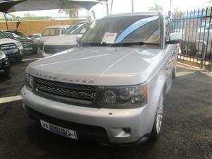 2010 Land Rover Range Rover Sport TDV6 HSE Luxury