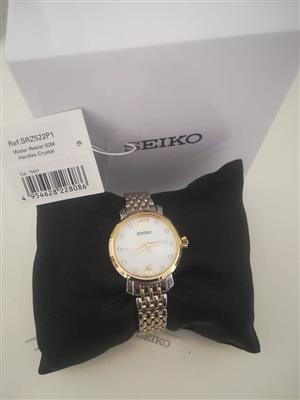 Seiko ladies watch for sale