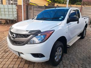 2015 Mazda BT-50 2.2 FreeStyle Cab SLX