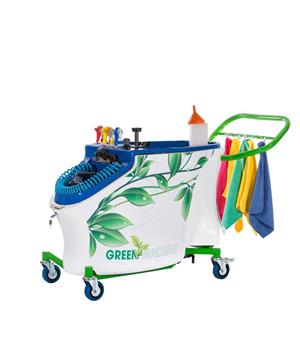 Green Machine Waterless Car Wash