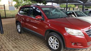2011 VW Tiguan 1.4TSI 90kW Trend&Fun