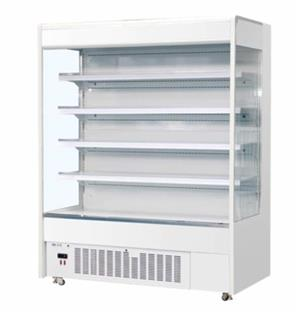 Upright wall chiller