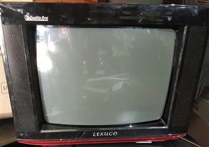 """Brand New 14""""TV"""