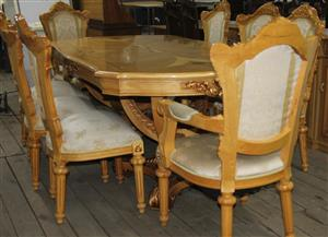 10 piece dining room suite S032306A #Rosettenvillepawnshop
