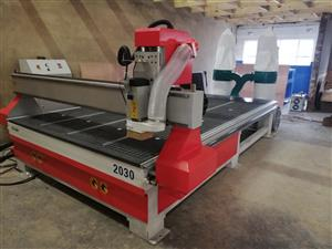 Brand new CNC Router 2*3m Vacuum table(Wood,plastic & soft Metal) Cutter and engraver
