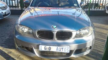 2010 BMW 1 Series 116i 5 door Exclusive