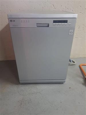 Lg direct drive dishwasher R2500