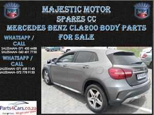 Mercedes benz cla200 body parts for sale
