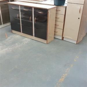 new 3 door cupboard