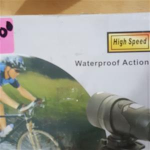 High Speed Waterproof Action Camera