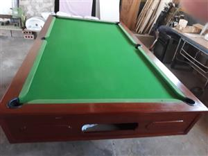 Big pool table for sale