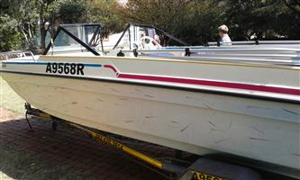 Boat For sale or to swap