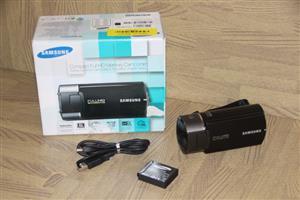 Samsung Q10 HD Handycam / video camera