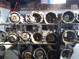 Jeep Gearboxes