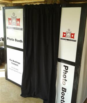 Photo Booth for Hire - Instant glossy pictures!