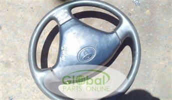 Toyota hilux steering wheel