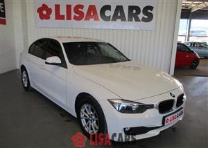 2015 BMW 3 Series 320d