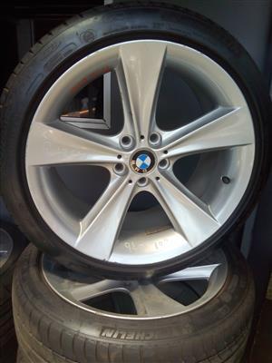 BMW 19 INCH 9.5J RIMS