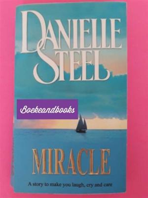 Miracle - Danielle Steel.