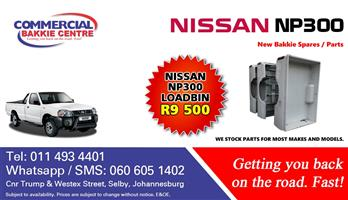 nissan np300 load bin for sale