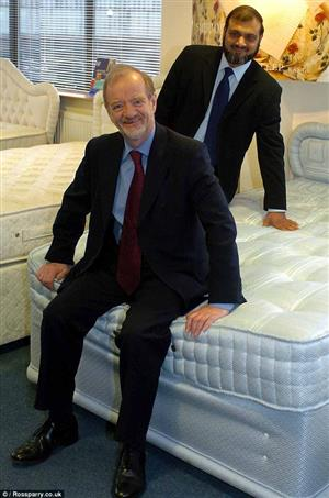 Factory equipment to manufacture bed sets for sale R 140 000