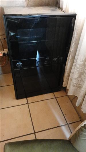 Stove top and double oven