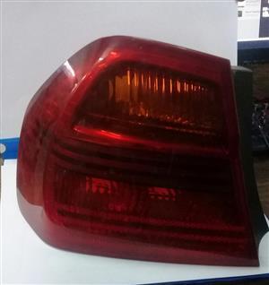 BMW 320i Taillights