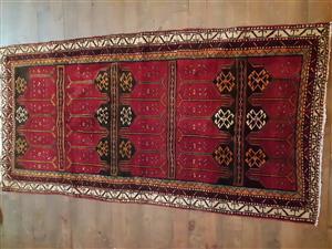 Brand new Albanian rug for sale,  1.9× 960, R7000