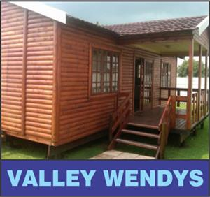 Wendy houses in various sizes