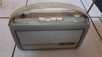 Vintage carry radio for sale