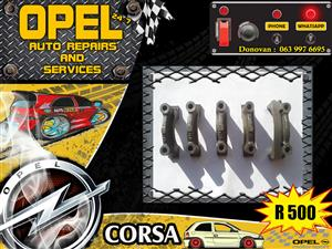 Crank Caps for Opel Corsa.