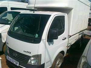 Tata Super ace with canopy