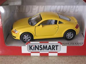 Kinsmart 1:32 Scale VW  &  Audi Collectable Die Cast Model Cars