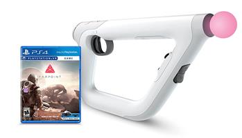 Farpoint Game + PS4 Aim Controller (PSVR)