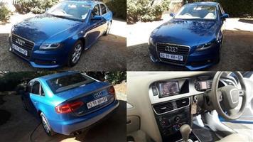 2010 Audi A4 1.8T Multitronic