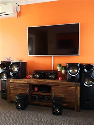 LG 5.2 surround sound