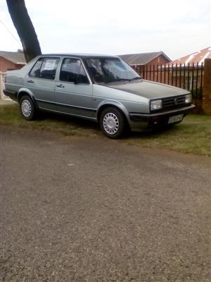 1986 VW Jetta 1.6