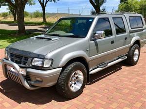 2004 Isuzu KB 300D Teq LX