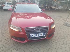 2010 Audi A4 1.8T