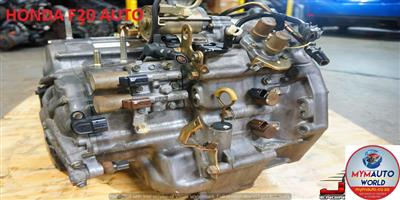 IMPORTED USED HONDA F20 AUTOMATIC GEARBOX FOR SALE AT MYM AUTOWORLD