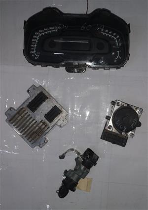 CHEV UTILITY 1.4 A/C P/U 2015 USED LOCKSET FOR SALE
