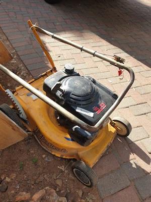 Professional Lawn Mower