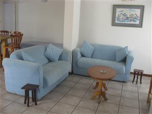 ST MIKE'S, UVONGO, FURNISHED 1 BEDROOM GROUND FLOOR FLAT FROM R2000 PER WEEK - 1, 2 AND 3 BEDROOM FLATS ST MICHAELS-ON-SEA