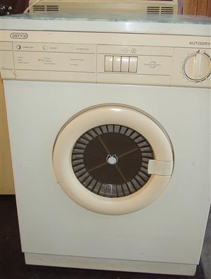Defy Tumble dryer - Autodry