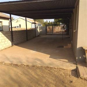 3bedroom house to rent