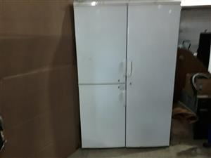 Fridge Master 3 door fridge/freezer